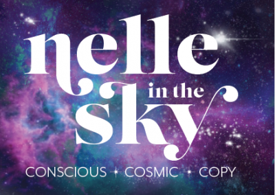 Nelle in the Sky